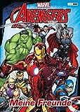 Marvel Avengers Freundebuch: Meine Freunde -