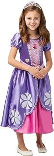 Rubie's Sofia Deluxe Costume for Girls, Multi Color, S