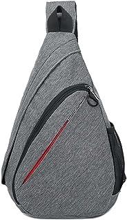 Neumora Lightweight Sling Backpack Crossbody Shoulder Chest Bag Sling Bag Anti Theft for Women Men Outdoor Travel Hiking Camping