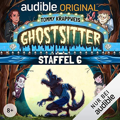 Couverture de Ghostsitter: Die komplette 6. Staffel