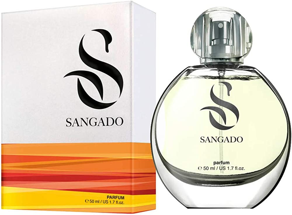 Sangado mughetto, profumo per donne,spray da 50 ml 702