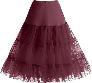838d1053b Amazon.es: falda tul mujer - Enaguas cortas / Enaguas: Ropa