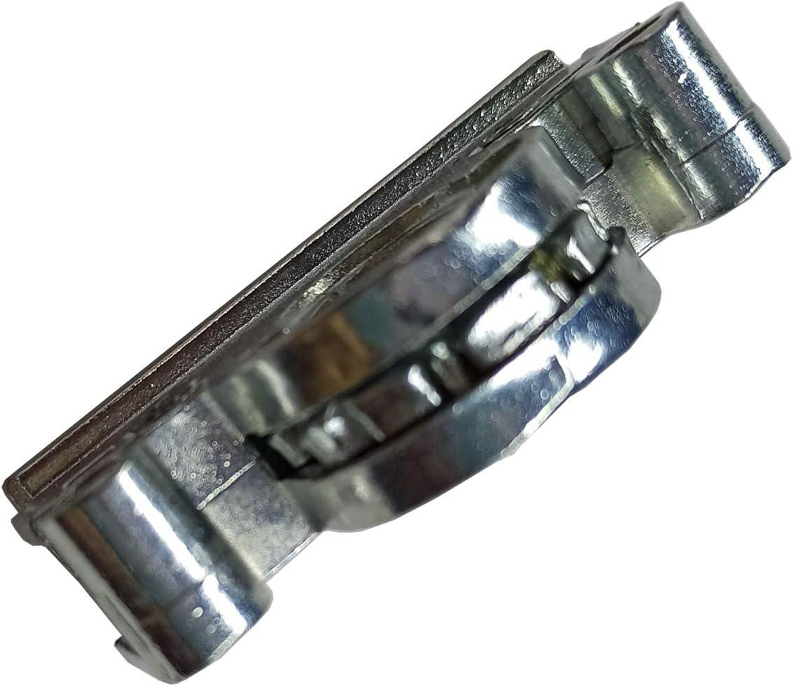 Roto Schneckengeh use Dornma 14,5 mm schraubbar Ersatz f/ür Roto Centro 100//101 Reparatur Getriebeschloss Getriebeschnecke schraubbar mit HauSun Upgrade
