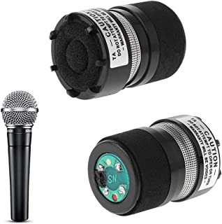 Microphone Accessories - Microphone Capsule Professional Core Fits For Shure SM58 Type Mic Replace