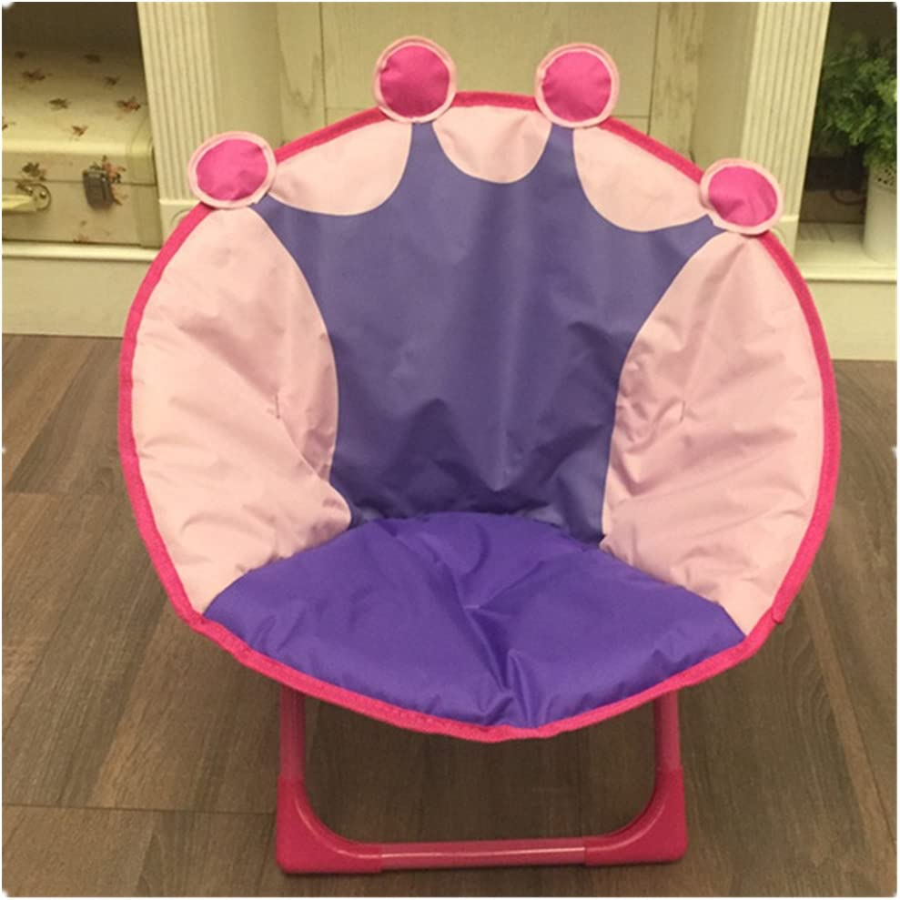 Children's Cartoon Chair Baby Portable Fresno Mall Very popular! Be Dining Folding