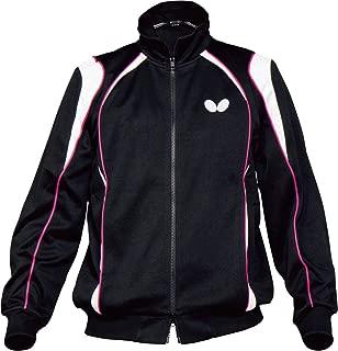 バタフライ(Butterfly) 卓球 トレーニングジャケット ユニセックス XU・ジャケット