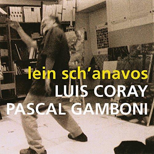 Luis Coray & Pascal Gamboni