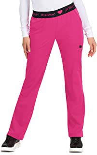 KOI Betsey Johnson 6-Pocket Yarrow Scrub Pant for Women