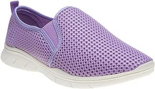 Peony Womens Shoes Purple