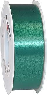 Präsent Ribbon, Fir Sprigs, 40 mm - 91 m