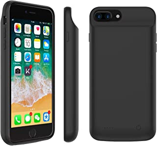Joly Joy Funda Batería para iPhone 8/7 / 6 / 6S, Cargador Portatil 5600mAh Externa Batería Recargable iPhone 8/7 Battery C...