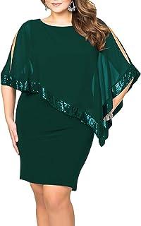 Camisa de Tejer para Mujer Casual Top con Cuello en V Tops Suéter de Manga 3/4 Blusa Suelta Suéteres para Mujer