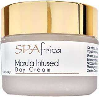 SPAfrica Natural Skincare - Marula Infused Day Cream