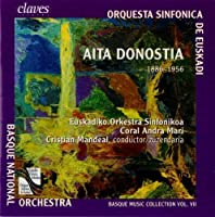 Donostia: Basque Music Collection 7, Preludios Vascos (2003-10-27)