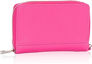 Thirty One Rolling Jewell Wallet in URU Candy Pink Pebble - No Monogram - 8022