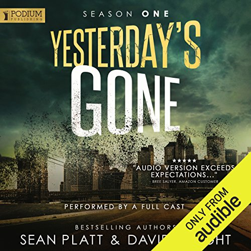 Page de couverture de Yesterday's Gone: Season One