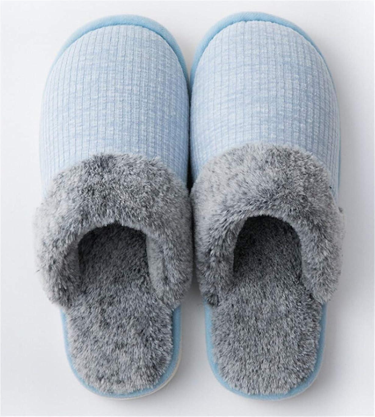 ベスト分離する浮浪者[Yusoi] レディース メンズ あったか 秋冬 サンダル スリッパ 綿 ボア 履きやすい フラットシューズ ペタンコ