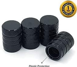 Best black tire caps Reviews