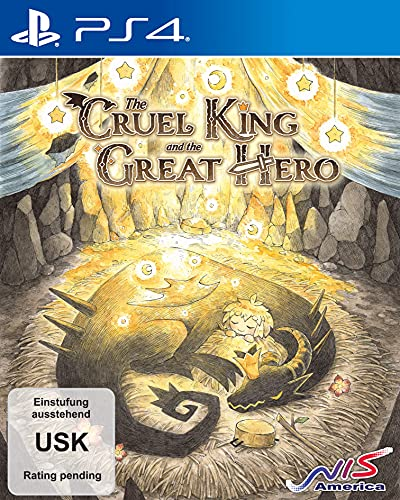 The Cruel King and the Great Hero - Storybook Edition (Playstation 4)