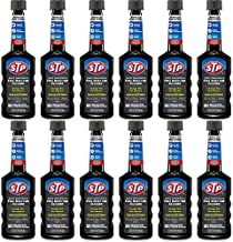 STP Fuel Injector Cleaner, Super Concentrated, Bottles, 5.25 Fl Oz, Pack of 12
