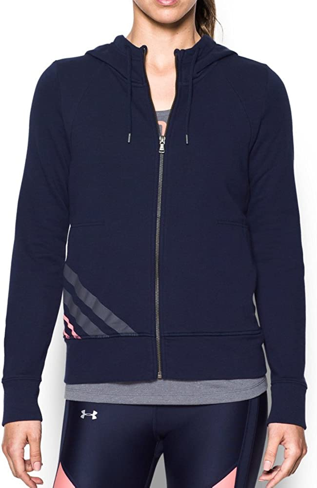 Under Armour womens Under Armour Womens Favorite Terry Crop Crew