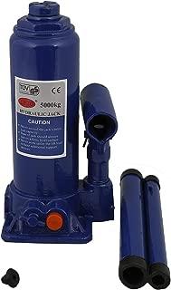 Lifto 5 Ton Universal Hydraulic Bottle Blue Jack for Big Cars Indica Vista