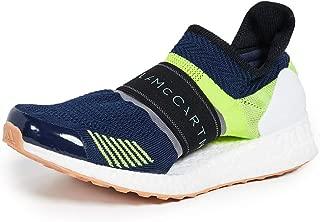 Women's Ultraboost X 3D Sneakers, Night Indigo/Green/Granite, 7 Medium US