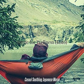 Music for Wellness (Koto)