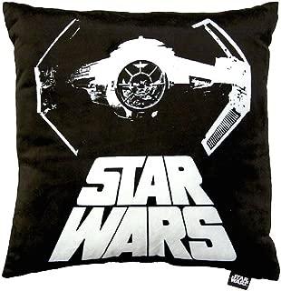 Jay Franco Star Wars Tie Fighter Decorative Pillow, Black