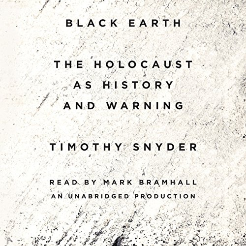 Black Earth audiobook cover art