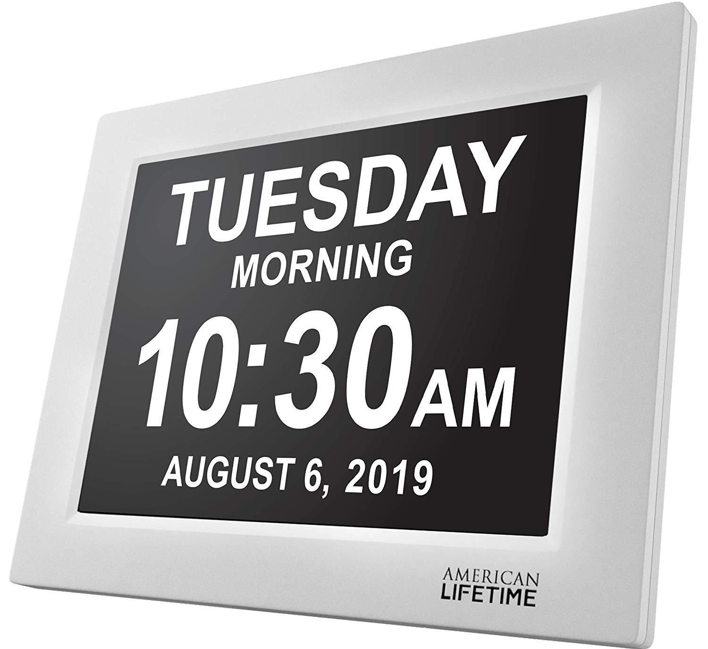 American Lifetime Newest Version Clock