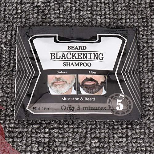 Champú para lavar barba, práctico para uso diario(75ML, snowman)