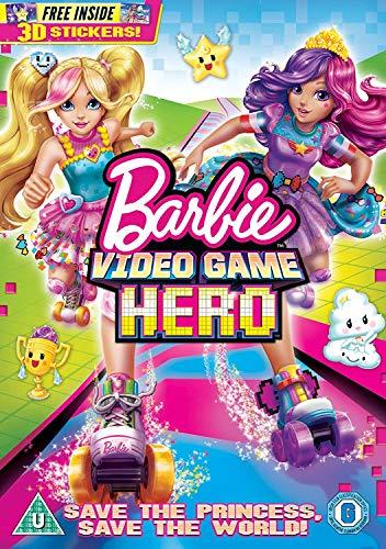 Barbie: Video Game Hero - Gwp [Edizione: Regno Unito] [Import italien]