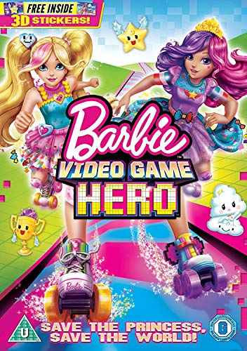 Barbie Video Game Hero (includes...