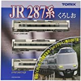 TOMIX Nゲージ 287系 くろしお 基本セット A 92472 鉄道模型 電車