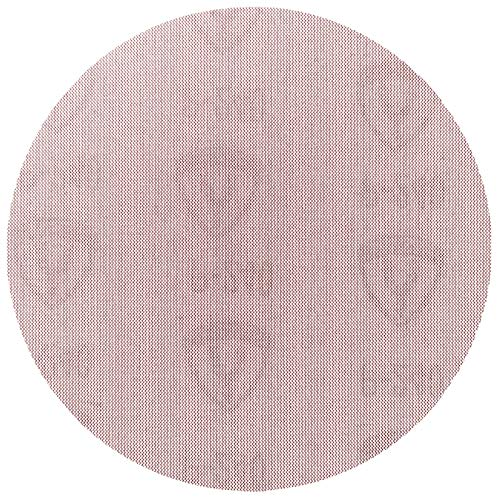 Klingspor AN 400 Discos de lija/papel de lija con velcro, diámetro de 125 mm, red de rejilla, 1 unidad, grano: 150