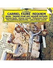 フォーレ:レクイエム/ラヴェル:亡き王女のためのパヴァーヌ