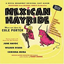 Mexican Hayride 1944 Original Broadway Cast