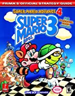 Super Mario Brothers 3/Super Mario Advance 4 - Prima's Official Strategy Guide de Prima Development