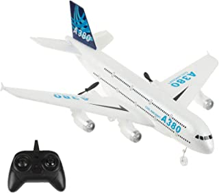 Remote Control Airplane, iHobby RC Plane Ready to Fly, 2.4Ghz 2 Channel RC Aircraft Built in 3-Axis Gyroscope, Durable EPP...