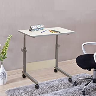 Stylish Simplicity Floor-standing Removable Laptop Desk, Height Adjustable, Rotatable, Suitable For Home/office/dormitorie...