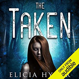 The Taken audiobook cover art