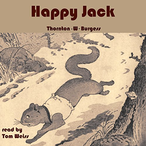Happy Jack audiobook cover art