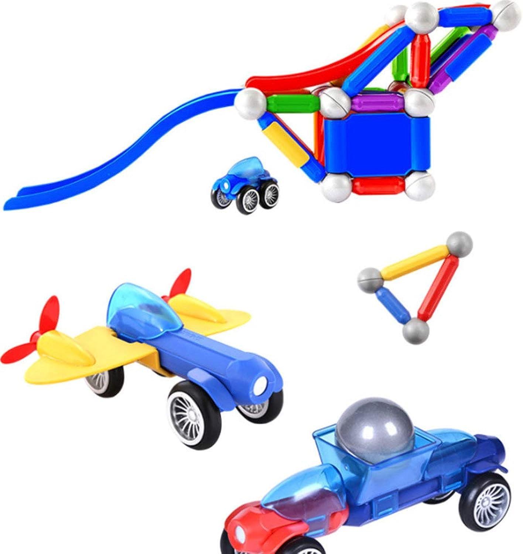 DYMAS Magnetische Bausteine Kinder Vorschulerziehung Montage Puzzle magnetischen Bar Bausteine