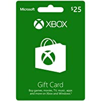 Deals on $25 Microsoft Xbox Live Gift Card Digital