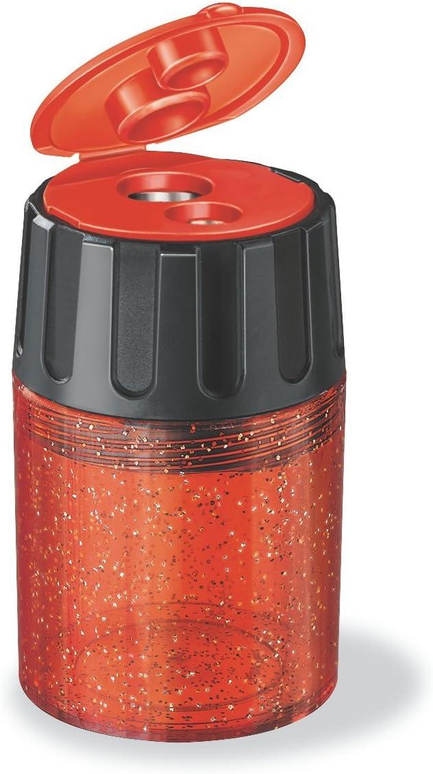Staedtler Under blast sales 5134 Round Credence Pencil Sharpener Pack Bo of 10 in Cardboard