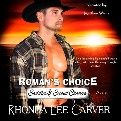 Roman's Choice audiobook cover art