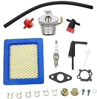 Carbhub Carburetor for Briggs & Stratton 791077 696981 Craftsman Tiller Intek 190 6hp 206 5.5hp Engine Motor 6.5hp Intek Power Washer Go Kart Generator with Air Filter Spark Plug Fuel Hose