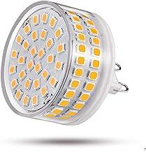 G9 لمبة LED عكس الضوء، AC110V-220V 8W لا الرجفة الخفيفة LED، 780LM الثريا من آخر دورة شهرية استبدال 80W الهالوجين الإضاءة،...