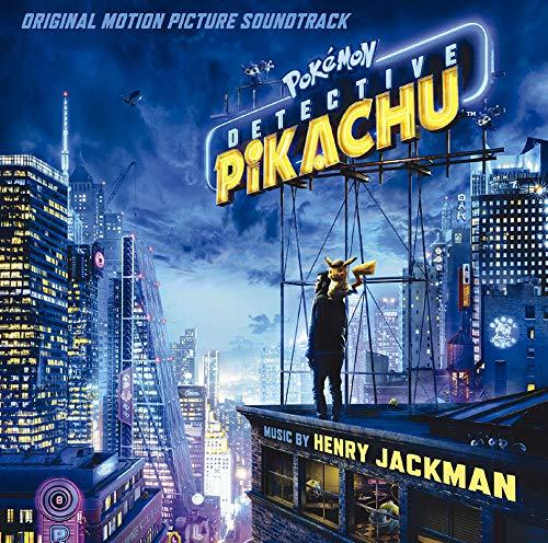 「名探偵ピカチュウ」オリジナル・サウンドトラック